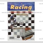 แผ่นหรีด RACING KR150, SERPICO (2 ชั้น)