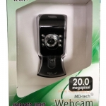 Webcam MD-TECH (MDC-7) Black