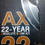 AX 22-Year Absolute Exam Kit ครูพี่แนน