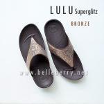 **พร้อมส่ง** FitFlop LULU Superglitz : Bronze : Size US 9 / EU 41
