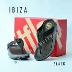 **พร้อมส่ง** รองเท้า FitFlop IBIZA : Black : Size US 6 / EU 37