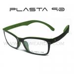 Plasta 90 รุ่น P1 สี ดำ-เขียว