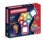 GX-1004 ตัวต่อแม่เหล็ก Magformers 30 Set