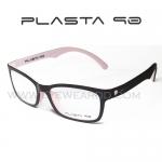 Plasta 90 รุ่น P1 สี น้ำตาลดำ-ชมพู