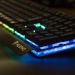 "USB Multi Keyboard ""Nubwo"" (NK-50) Phantom (Blue Switch Semi Mechanical Keyboard)"