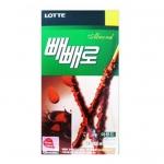 Pre Order / เปเปโร่ อัลมอลด์เคลือบช็อกโกแลต ส่งตรงจากเกาหลี ขนาด 32 g X10 กล่อง