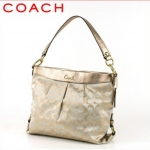 Coach Ashley Signature Convertible Shoulder Bag # 16502