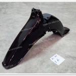 บังโคลนหน้า RC80, RC100 สีดำประกาย