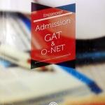 หนังสือกวดวิชาครูพี่แนน Admission GAT & O-NET ปี 2556