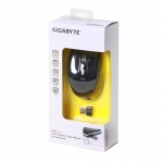 Wireless Optical Mouse GIGABYTE (M7700) Black