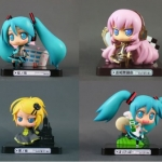 Vocaloid Series VIGNETTEUM CUTE set