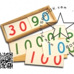 TY-1247 บัตรอ่านตัวเลข(เล็ก)