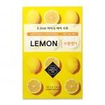 Preorder Etude 0.2 Therapy Air Mask Lemon 1000won 0.2 테라피 에어 마스크