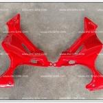คอนโซลหน้า TIARA ซ้าย-ขวา สีแดง แท้