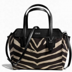 COACH TAYLOR SIGNATURE BETTE MINI TOTE CROSSBODY # 28461