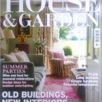 นิตยสารภาษาอังกฤษ House & Garden ( ฉบับ August 2014)