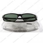 แว่นกันแดด Nannini Newfold Polarized สีดำ