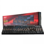 USB Multi Keyboard OKER (KB-S7) Black