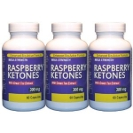 Raspberry Ketones Mega Strength
