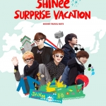 Pre Order / SHINee Surprise Vacation Travel Note 01