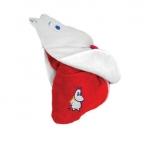 Pre Order / หมอนผ้าห่ม Moomin พับเก็บได้