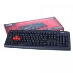 PS/2 Keyboard OKER (KB-383) Black
