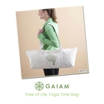 **  **  GAIAM Tree of Life Yoga Tote Bag   EMS