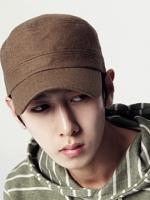หมวกcapผ้าขนสัตว์แฟชั่นผู้ชายจากเกาหลีมี5สี