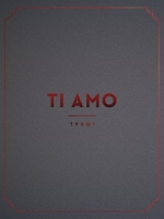 Pre Order /TVXQ - TI AMO TVXQ! (Case+Photo Book+DVD+Poster On Pack)