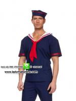 แฟนซีผู้ชายชุดกะลาสีเรือ
