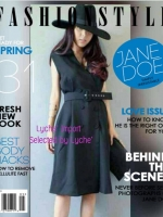 SALE Suit Black dress label Orange Juice BL110 เดรสสูทสีดำพร้อมเข็มขัดสุดคุ้ม