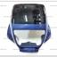 หน้ากาก AKIRA สีน้ำเงินสดใส/ดำ thumbnail 1
