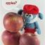 แพทเทิร์นตุ๊กตาถักก๊วนสเมิร์ฟ (The Smurf Gang) thumbnail 3