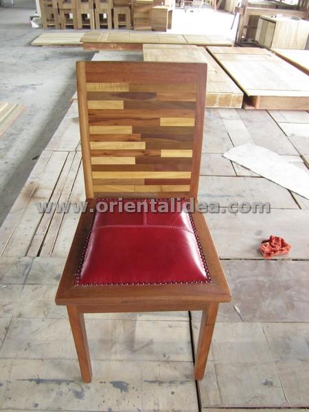 เก้าอี้ไม้ CH-195