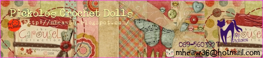 Pickolos Crochet Dolls