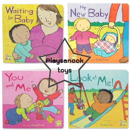 PBP-252 หนังสือ ชุด New Baby