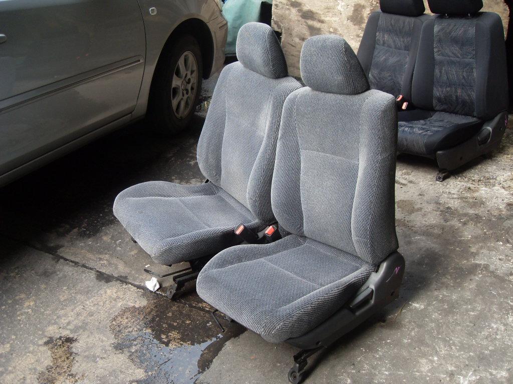 เบาะรถยนต์มือสอง เพียบ! เบาะCivic เบาะExsior เบาะMazda RX8 เบาะWish เบาะAccord