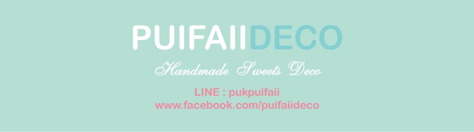 PuifaiiDeco.com ::: Handmade Sweets Deco