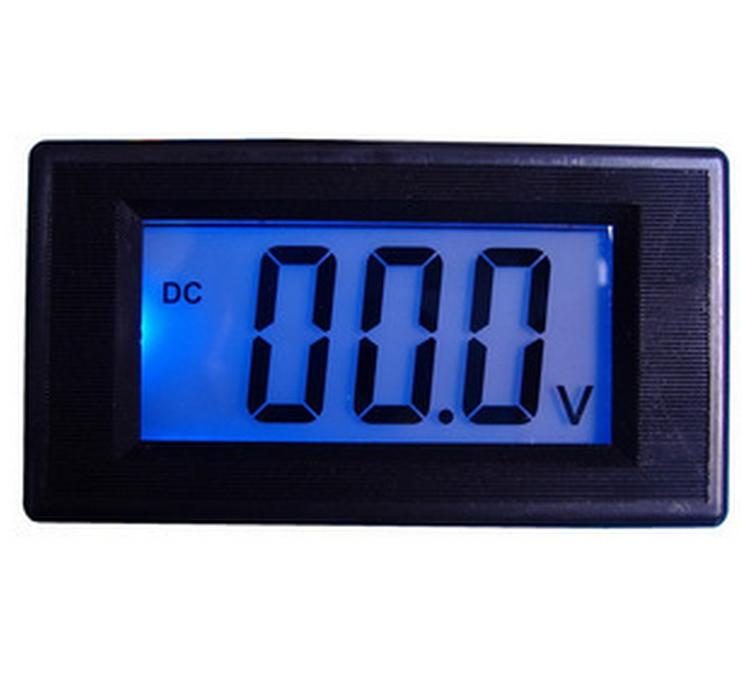 โวลต์มิเตอร์ดิจิตอล AC 80-500V ( AC digital voltmeter )