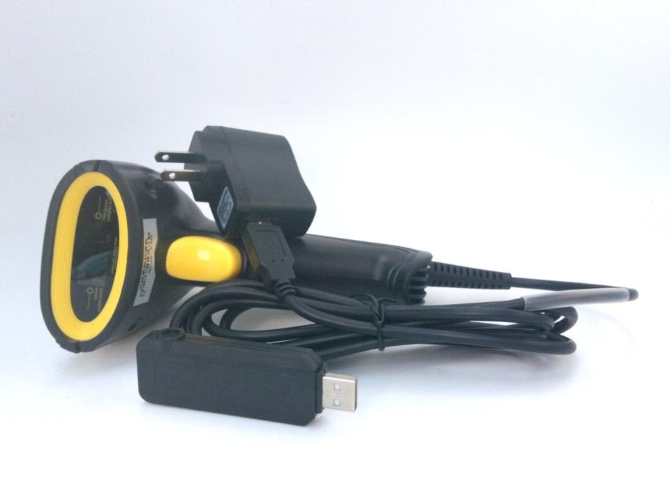 ปืนบาร์โค้ด เลเซอร์ ไร้สาย ( wireless blutooth laser scanner )