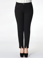 กางเกงทำงานไซส์ใหญ่ สีดำ (XL,2XL,3XL,4XL,5XL) E3025