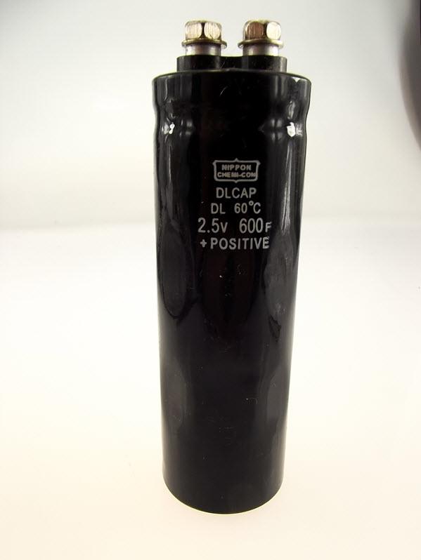 supercap ซูเปอร์คาปาซิเตอร์ 2.5V 2000F