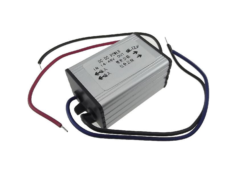 วงจรแปลงไฟ 24V เป็น 12V กันน้ำ 6A