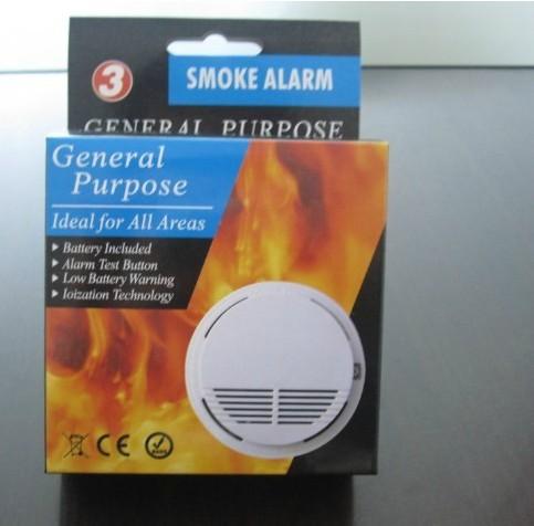 ตัวตรวจจับควัน ( Smoke Detector )