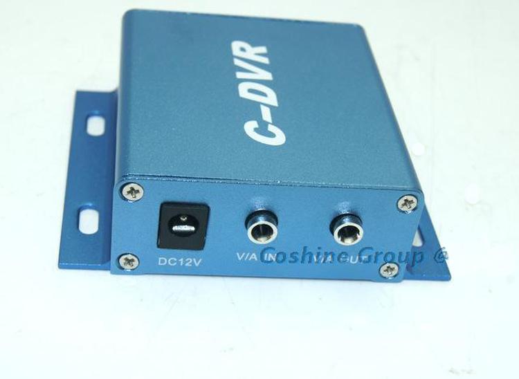 เครื่อง DVR แบบใช้ memeory card ( C-DVR )