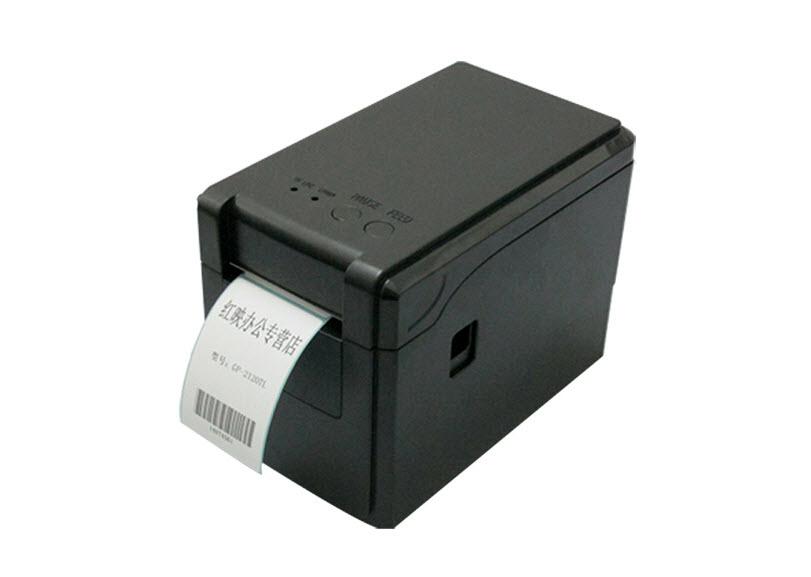 ปริ๊นเตอร์สติ๊กเกอร์บาร์โค้ดลาเบล แบบกระดาษความร้อน Gprinter 2120TL