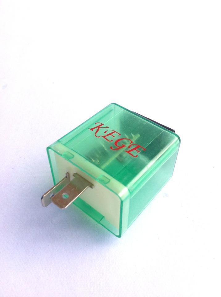 แฟลชเชอร์ไฟเลี้ยว LED มอเตอร์ไซค์ 2ขา