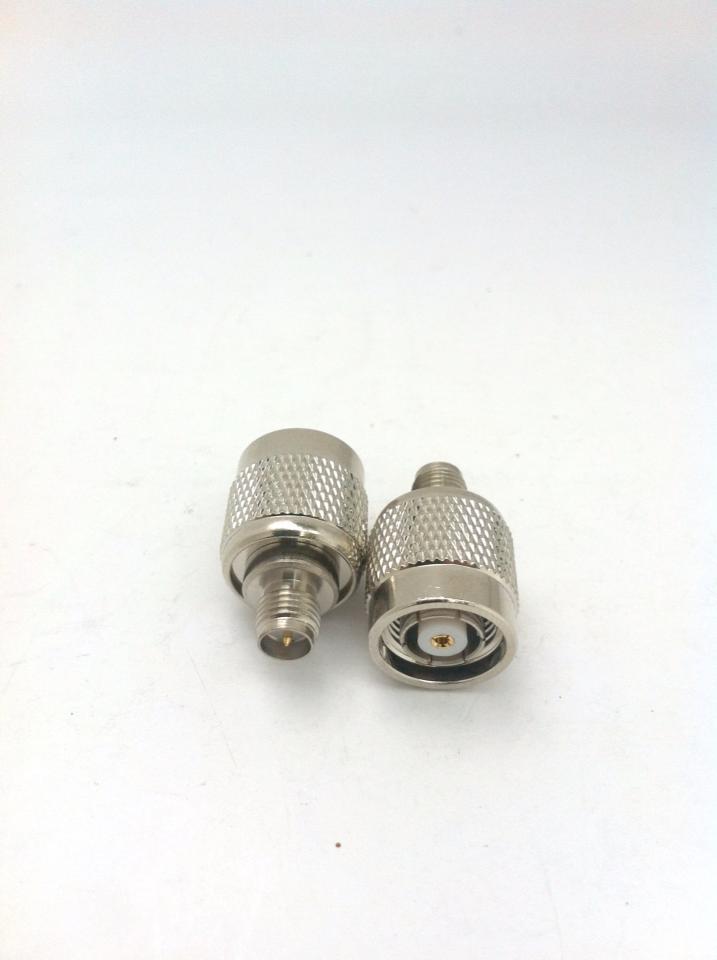 หัวแปลง ขั้วต่อแบบ TNC (Linksys) เป็นแบบ RP-SMA(RP-SMA แบบมีเข็ม)