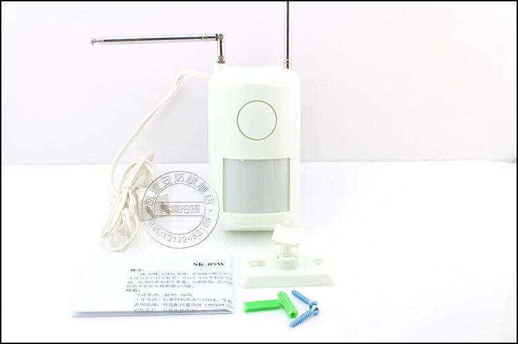 รีพีทเตอร์ เพิ่มระยะกันขโมยไรสาย 315 Mhz ( wireless alarm range extender,wireless alarm signal repeater )