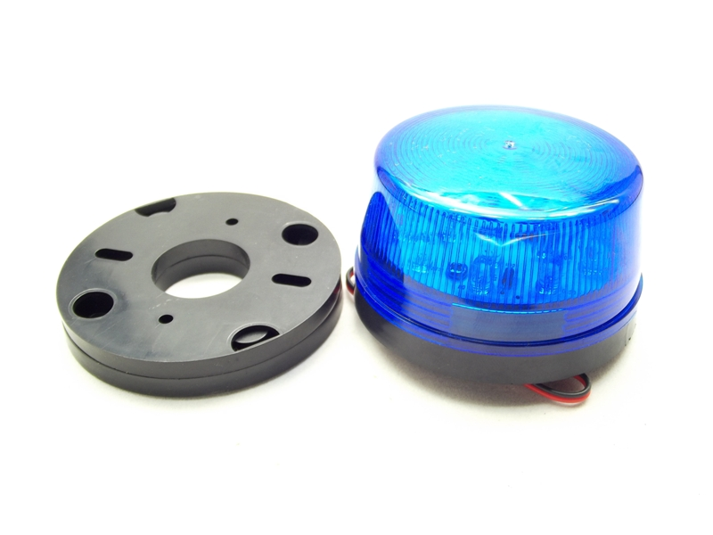 ไฟสโตรปไลท์ LED 12V (Blue)